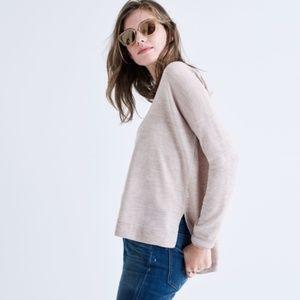 Madewell Northlight Merino Wool Pullover Sweater